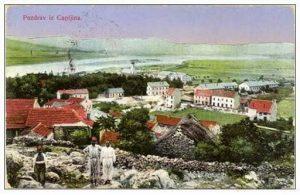 У вријеме аустро-угарске окупације једина богомоља у Чапљини била је српска црква Вазнесења Господњег на десној обали Неретве
