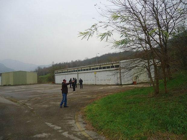 ČELEBIĆ Jedan od logora u kojem su mučeni Srbi Foto M. D.