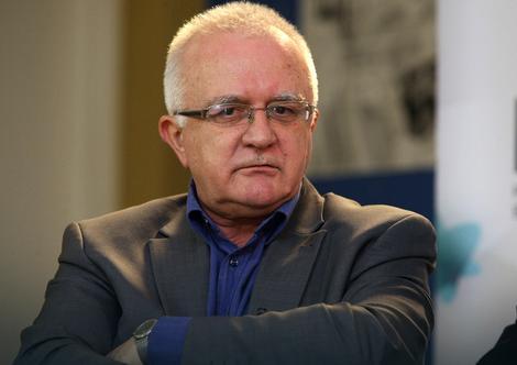 Dušan Janjić Foto: P. Dimitrijević / RAS Srbija