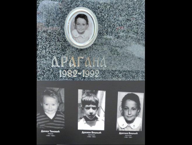 Foča, Goenja Jošanica: stradali 19. decembra 1992. godine, na kućnom pragu (Foto: SRNA)