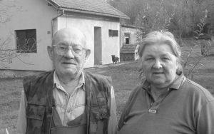 Jovan i Mira Jovanović među prvima su ostali bez kuće: spaljena im je 21. septembra 1991. Foto: Paulina Arbutina