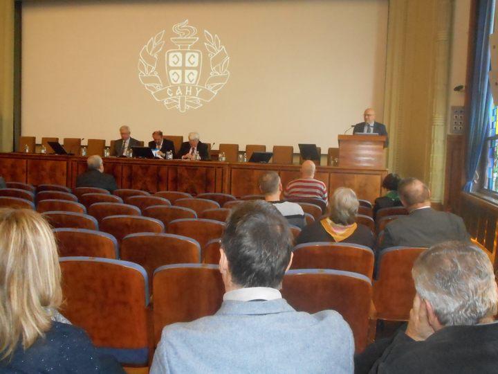 U Srpskoj akademiji nauka i umetnosti održana je sjednica Odbora za standardizaciju srpskog jezika povodom 20 godina od formiranja ovog Odbora.