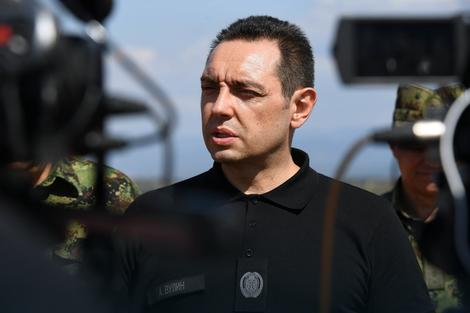 Aleksandar Vulin Foto: Ministarstvo odbrane / Promo