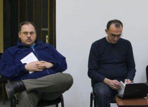 Nedim Sejdinović i Dinko Gruhonjić / Foto: www.cink.rs