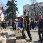 Srpski član Predsjedništva BiH Mladen Ivanić položio je danas vijenac na spomenik palim borcima NOR-a povodom 9.januara – Dana Republike Srpske.
