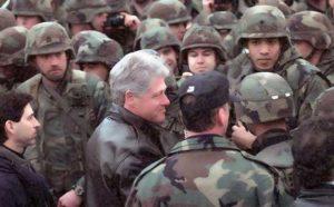 Bil Klinton - Skrinšot