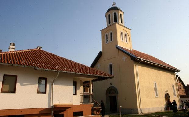 Manastir uspenja presvete Bogorodice u Đakovici / Arhiv VN