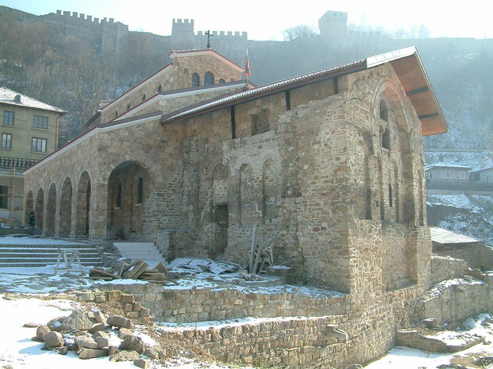Hram Svetih 40 mučenika, Veliko Trnovo (Bugarska)