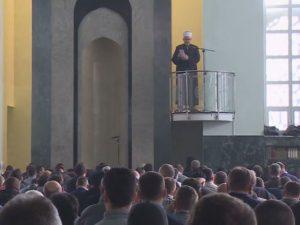 Hutba protiv Republike Srpske Foto: RTRS