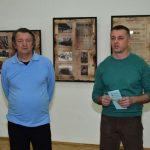 Istoričar i direktor Muzeja žrtva genocida iz Beograda Veljko Đurić Mišina i direktor Muzeja Kozare Zoran Radonjić.