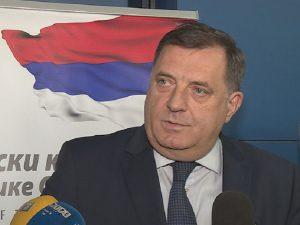 (Milorad Dodik) Foto: RTRS