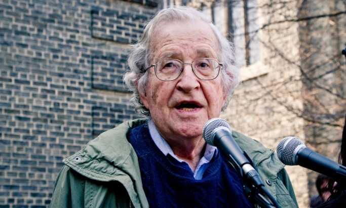 Noam Čomski Foto: en.wikipedia.org