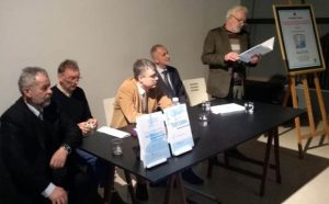 Sa promocije knjiga D. Njegovana Foto Z. Grumić