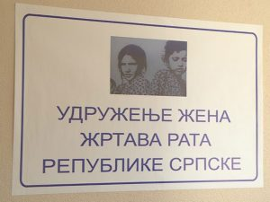 Udruženje žena žrtava rata Republike Srpske Foto: RTRS