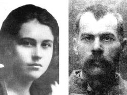 Ksenija Tanasković i Simo Begović