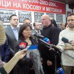 Slavica Janićijević, čiji je brat ubijen i izmasakriran zajedno sa 14 srpskih žetjelaca, rekla je da je njenom bratu izvađeno srce, spaljene oči i da je teško živjeti sa tim bolom.