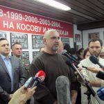 Predstavnik Udruženja porodica kidnapovanih i ubijenih na Kosovu i Metohiji Dragan Piljević.