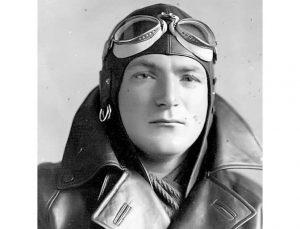 Avijatičar Labud Egić (Foto Privatna arhiva)