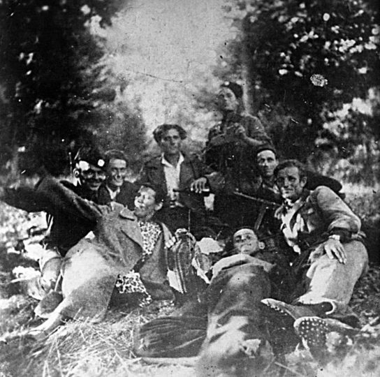 Četnici Motajičke brigade