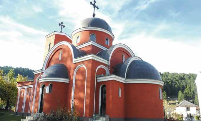 """""""Vapi"""" za renoviranjem: Crkva Ružica u Rožajama"""