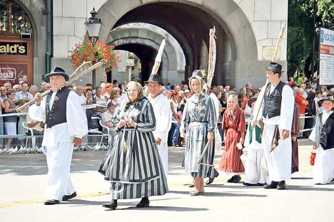 """""""Dužijanca"""" je jedna od najpoznatijih gradskih manifestacija u Subotici koju organizuju Bunjevci (Foto A. Isakov)"""