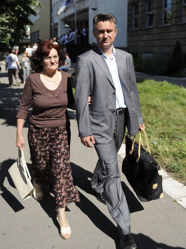 Supruga Bosa i sin Darko Foto Z. Jovanović