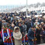 Kod Spomen-kosturnice u Drakuliću lokalno sveštenstvo služilo je parastos srpskim žrtvama ustaškog pokolja u ovom banjalučkom naselju, kao i u obližnjim mjestima Motike, Šargovac i u rudniku Rakovac.