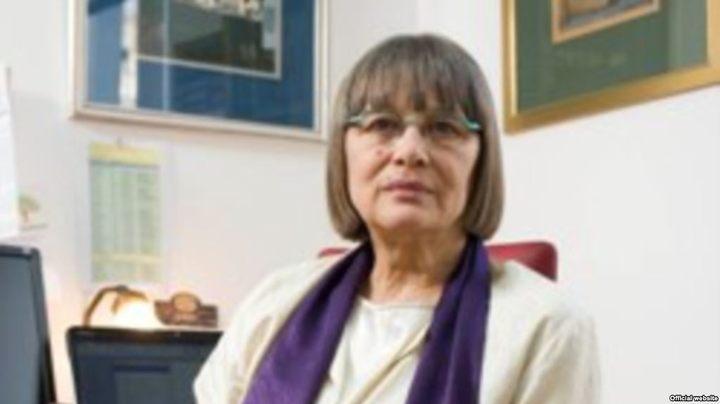 Nataša Kandić, osnivačica Fonda za humanitarno pravo
