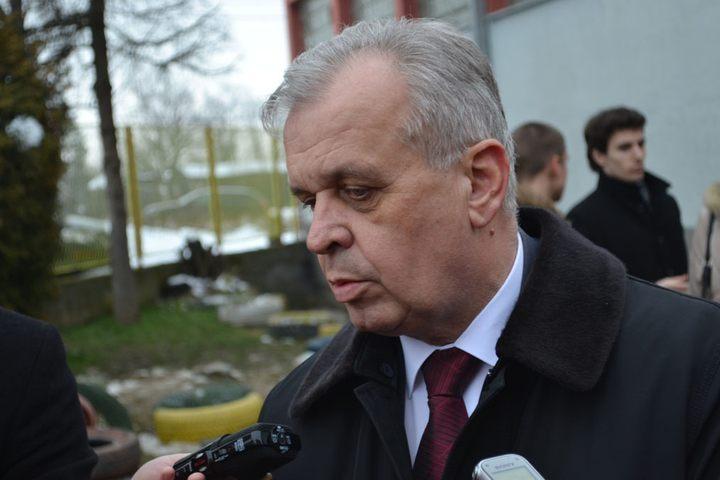 Direktor Republičkog pedagoškog zavoda Predrag Damjanović.