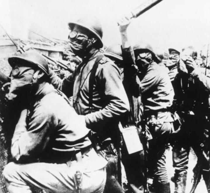 Ruski vojnici na Zapadnom frontu. Bundesarchiv, Bild 146-1976-007-32 / CC-BY-SA 3.0
