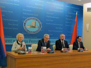 Savanović - pres Foto: SRNA