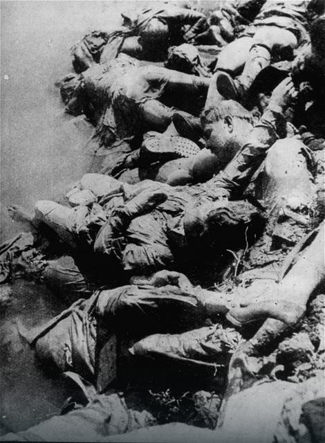 Tela ubijenih logoraša su bacana u Foto: Memorijalni muzej Jasenovac / United States Holocaust Memorial Museum