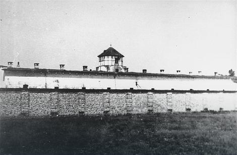 Zidine zloglasnog logora Foto: Wikipedia / Wikipedia