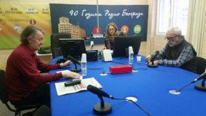 Veljko Đurić Mišina, Ana Tomašević i Goran Babić