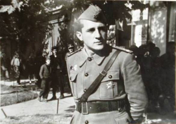 Milan Trešnjić, Beograd -Dedinje 1945.