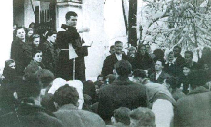 Pokrštavanje Srba