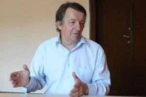 Prof. dr Veljko Đurić Mišina, direktor Muzeja žrtava genocida