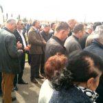 U porti Manastira Svete Petke u Bijeljini danas je parastosom palim borcima i poginulim civilima odbrambeno-otadžbinskog rata, obilježeno 22 godine od egzodusa Srba iz Sarajeva.