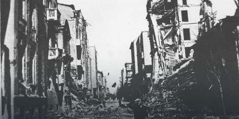 Бомбардовање Београда 1941. Фото: Wikipedia