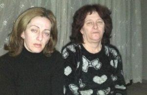 Ivana sa majkom Milicom
