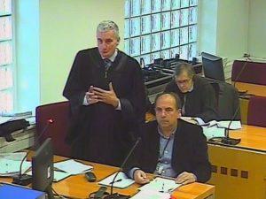 Suđenje Sakibu Mahmuljinu Foto: RTRS