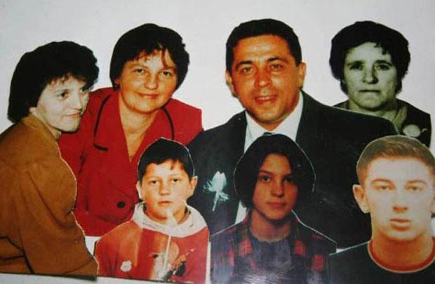Šestoro poginulih Milića, Foto: Privatna arhiva