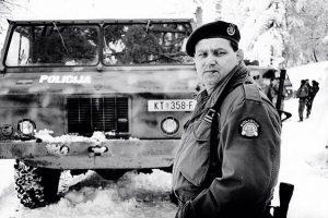 General Mladen Markač. Krvavi Uskrs Plitvice 1991. godine. Foto: Vale Z. Leindl @tinaleina_vale
