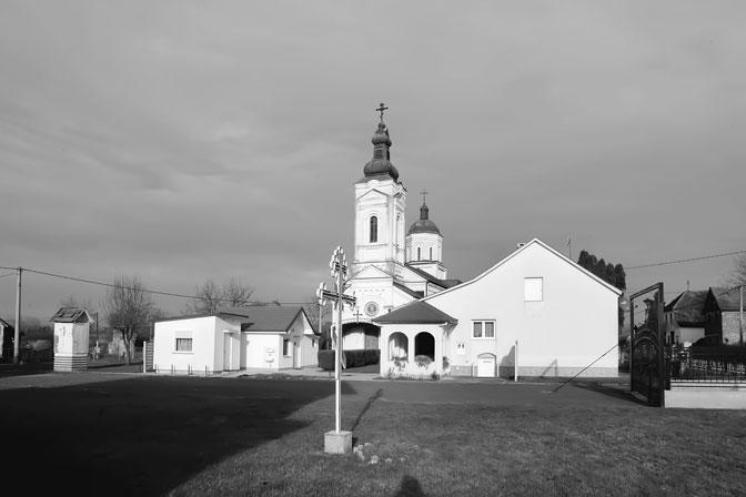 Pravoslavna crkva u Jasenovcu (Foto R. Krstinić)