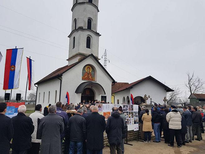 Sijekovac Foto: RTRS