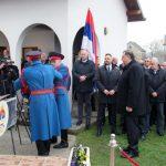 Predsjednik Republike Srpske Milorad Dodik položio vijenac na spomen-ploču za nedužno stradale civile.