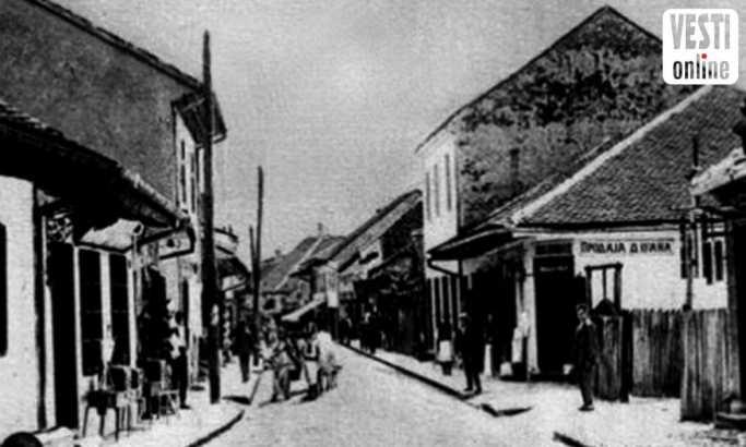 Tragom novog spomenika u Crnoj Gori: Predratno Valjevo Foto: B. Simonović i lična arhiva