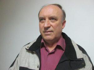 Sekretar Udruženja logoraša regije Birač Vinko Lale.