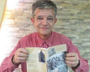 Vojkan Nikolić, priređivač knjige o stradanjima dece