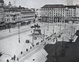 Partizanske jedinice ušle u opustjeli Zagreb – 1945.